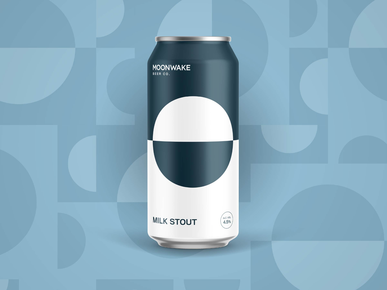 Milk Stout - Moonwake Beer - Craft Beer Brewery Leith Edinburgh