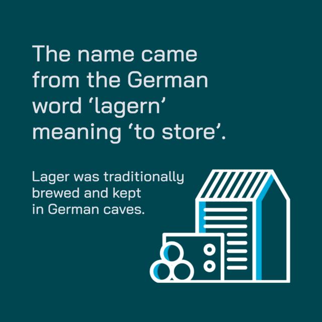 Origins of Lager