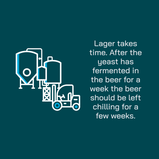 Brewing Lager