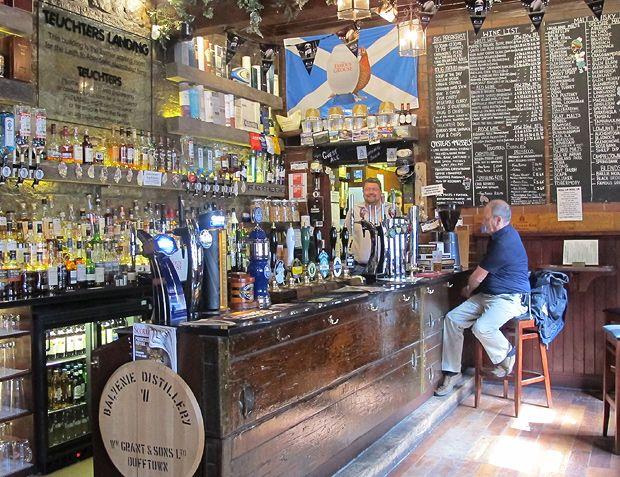 Teuchters Landing Leith Pub