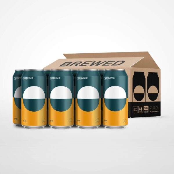IPA - Moonwake Craft Beer Brewery Leith Edinburgh
