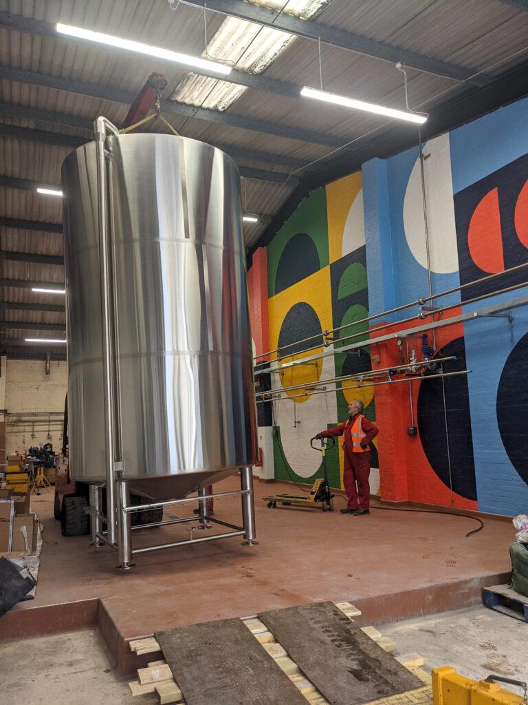 Moonwake Beer - Craft Beer Brewery Leith Edinburgh