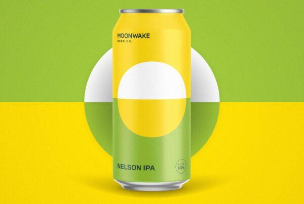 Moonwake Leith Edinburgh Brewery Craft Beer Nelson IPA