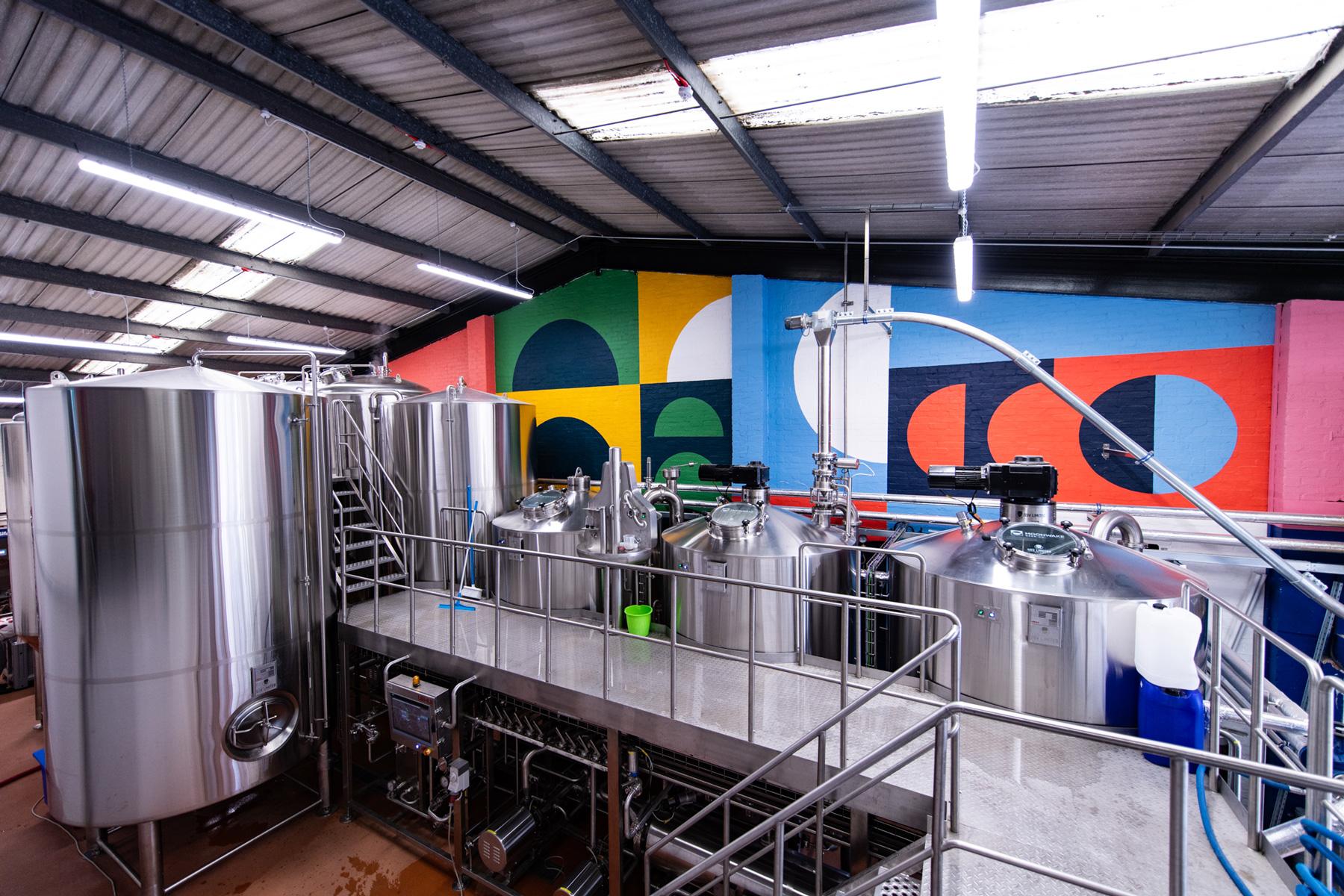 Brewery Kit - Craft Beer Brewery Leith Edinburgh